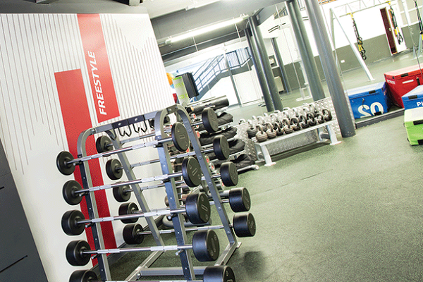Fitness and Gyms in Ilford