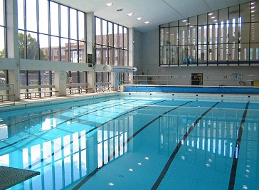 Fullwell Cross Swimming Pool in Ilford