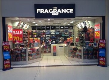 The Fragrance Shop in Ilford