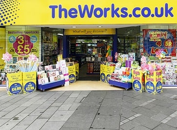 The Works in Ilford