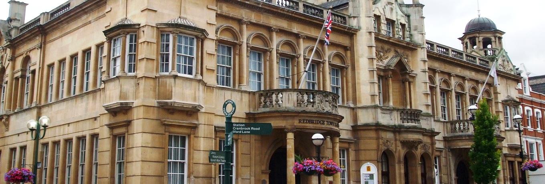 Ilford Redbridge Town Hall